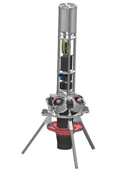 Perseus Projet Mini Apterros 3d