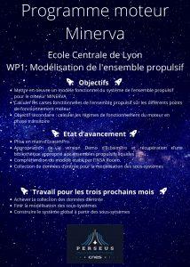 P06 Centrale Lyon Modelisation De L Ensemble Propulsif