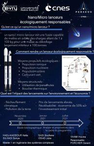 P30 U Evry Micro Nano Lanceur Ecologiquement Responsable Silhadi Sonya V2